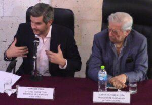 Mario Vargas Llosa: Hoy en día los países pueden elegir entre la pobreza o la prosperidad