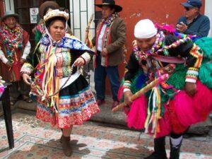 """Pobladores de Callalli preparan el festival carnaval de Huaccoto """"Tupay Qáshway"""""""