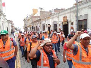 VIDEO. Huelga de Cerro Verde: Minera ha demostrado soberbia al negarse a negociar