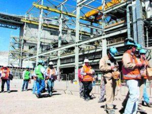 Trabajadores de Cerro Verde anuncian huelga indefinida por compañeros fallecidos