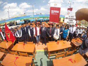 Más de 193 mil estudiantes iniciaron el año escolar en la región