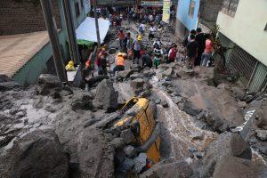 Inician campaña de ayuda desde Arequipa para poblaciones del norte afectadas por huaicos