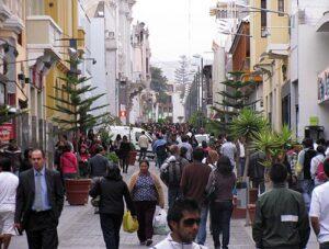 Población de Arequipa ya habría alcanzado el millón y medio de habitantes