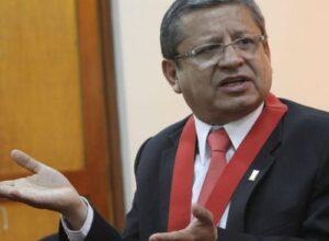 Presidente de la Corte rechaza excusa de juez que pidió coima a litigante