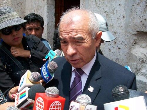 Jefe comando covid Arequipa