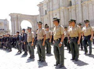 Este año incrementarán el número de policías que patrullarán las calles