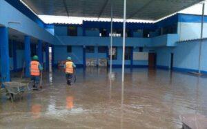 Gerencia de Educación pide replantear planes de riesgo en colegios por lluvias