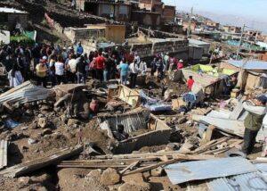 Autoridades piden prolongar declaratoria de emergencia por intensas lluvias