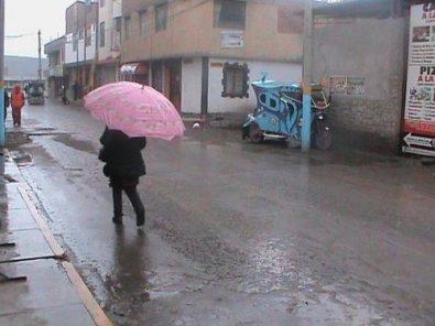Lluvias en la región Arequipa los días 22, 23 y 24 pronostica Senamhi