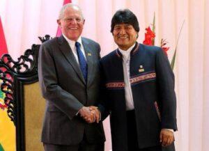 Gabinete Binacional Perú – Bolivia se realizaría en Arequipa
