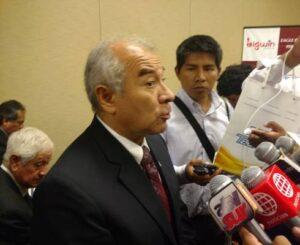 Honorio Delgado no emite informe sobre caso de bebé introducido en lavadora