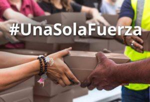 Campaña #Una Sola Fuerza se extenderá hasta el 02 de abril