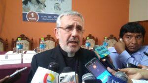 Arzobispo no cree que proyecto de ley favorezca liberación de Fujimori