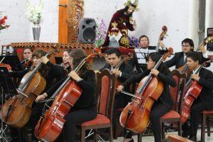 Sabandía recibe  a la Orquesta Sinfónica de Arequipa