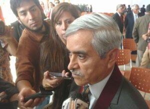 """Presidente PJ: """"En los delitos de corrupción el agraviado es todo el Perú"""""""