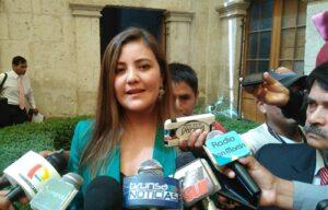 Yamila Osorio: Sí podemos colaborar con el Programa Municipal de Vivienda