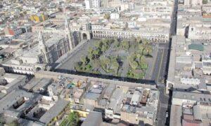Ministerio de Cultura no avala obras en el Centro Histórico