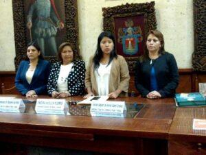 Indira Huilca señala responsabilidad Estado en caso hermanas maltratadas