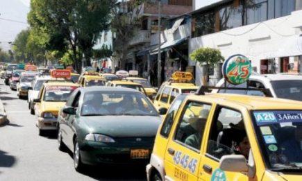 Por presiones de taxistas, MPA hará entrega de 4 mil nuevos setares