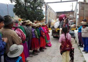 Campaña de Solidaridad #Una Sola Fuerza llegó a provincia de La Unión