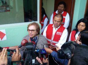Tercer Centro de Emergencia Mujer es inaugurado por ministra en Arequipa