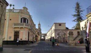Unesco no da permiso para obras de peatonalización en Centro Histórico