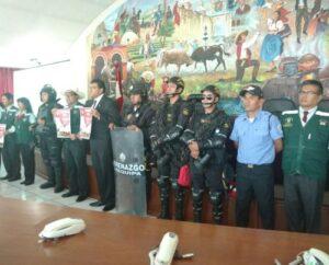 Intervendrán unidades sin autorización que transporten pobladores a Chapi