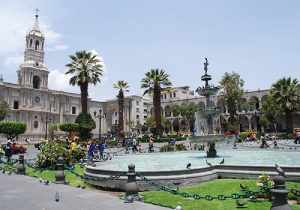 Durante 8 meses MPA realizará obras en Plaza de Armas y calles aledañas