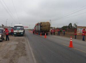Sutrán y Fiscalía inician operativos en carreteras por Semana Santa