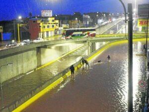Iniciarán obras en variante de Uchumayo para prevenir inundaciones
