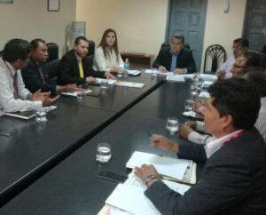 GRA busca financiamiento para riego tecnificado en irrigación Bajo Cural