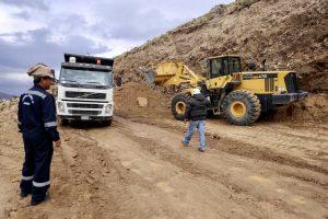 GRA destinó 20 millones para carretera Vizcachani, Callalli, Sibayo, en Caylloma