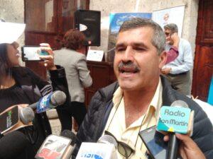 """Alcalde provincial de Castilla: """"No queremos hidroeléctrica en Mamacocha"""""""