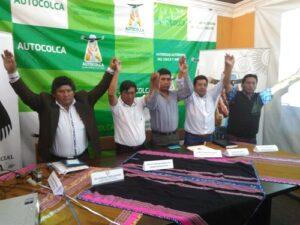 Pobladores de Caylloma realizan paro pidiendo mesa de alto nivel por Majes Siguas II