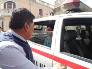 Joven extranjero es detenido por la Policía tras armar escándalo en vía pública