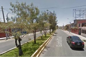 Sábado inician pruebas de rutas alternas por adoquinado en Av. Guardia Civil