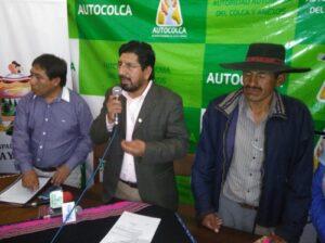 Pobladores de Caylloma definirán si van a huelga indefinida por Majes Siguas II