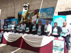 Buscan concientizar sobre importancia de declaratoria de geoparque en Arequipa