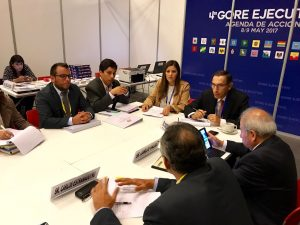 En IV Gore Ejecutivo asignan presupuesto para carretera Vizcachani-Callalli-Sibayo