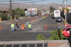 Programan para miércoles segunda prueba de rutas alternas por obras en Av. Guardia Civil