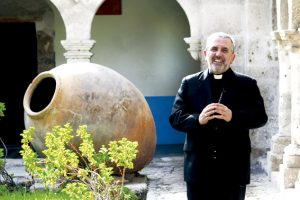 Monseñor Javier del Río: «El problema más grande (en el caso de curas violadores) es que no se actuó a tiempo»