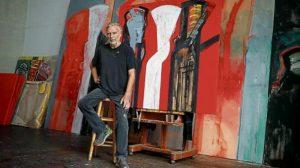 ENTREVISTA. Pintor Ramiro Llona y su muestra retrospectiva en Arequipa