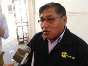 """Jefe regional del Senamhi: """"Temperatura en la ciudad aumentará la próxima semana"""""""