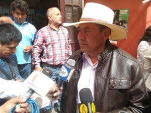 """Alcalde de Lluta: """"2500 camélidos están siendo afectados por cenizas del Sabancaya"""""""