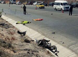 Taxista asesina a padre y sus dos hijos tras intentar fugar por un choque