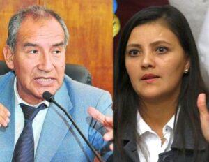 Gobernadora rechaza críticas de consejero Jacinto Rosas