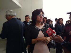 Traslado a Lima de caso Pepeaudios depende de fiscal coordinador nacional