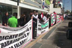Trabajadores de Saga Falabella denuncian malas condiciones laborales