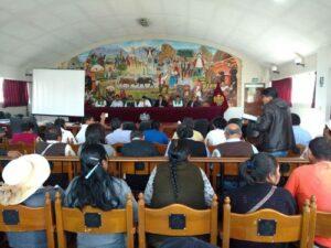 Dirigentes de Alto Selva Alegre exigen a comuna provincial declarar tránsito libre