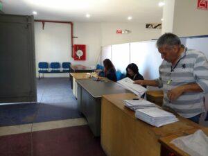 A tercer día de entrega de expedientes continúa poco interés por Promuvi